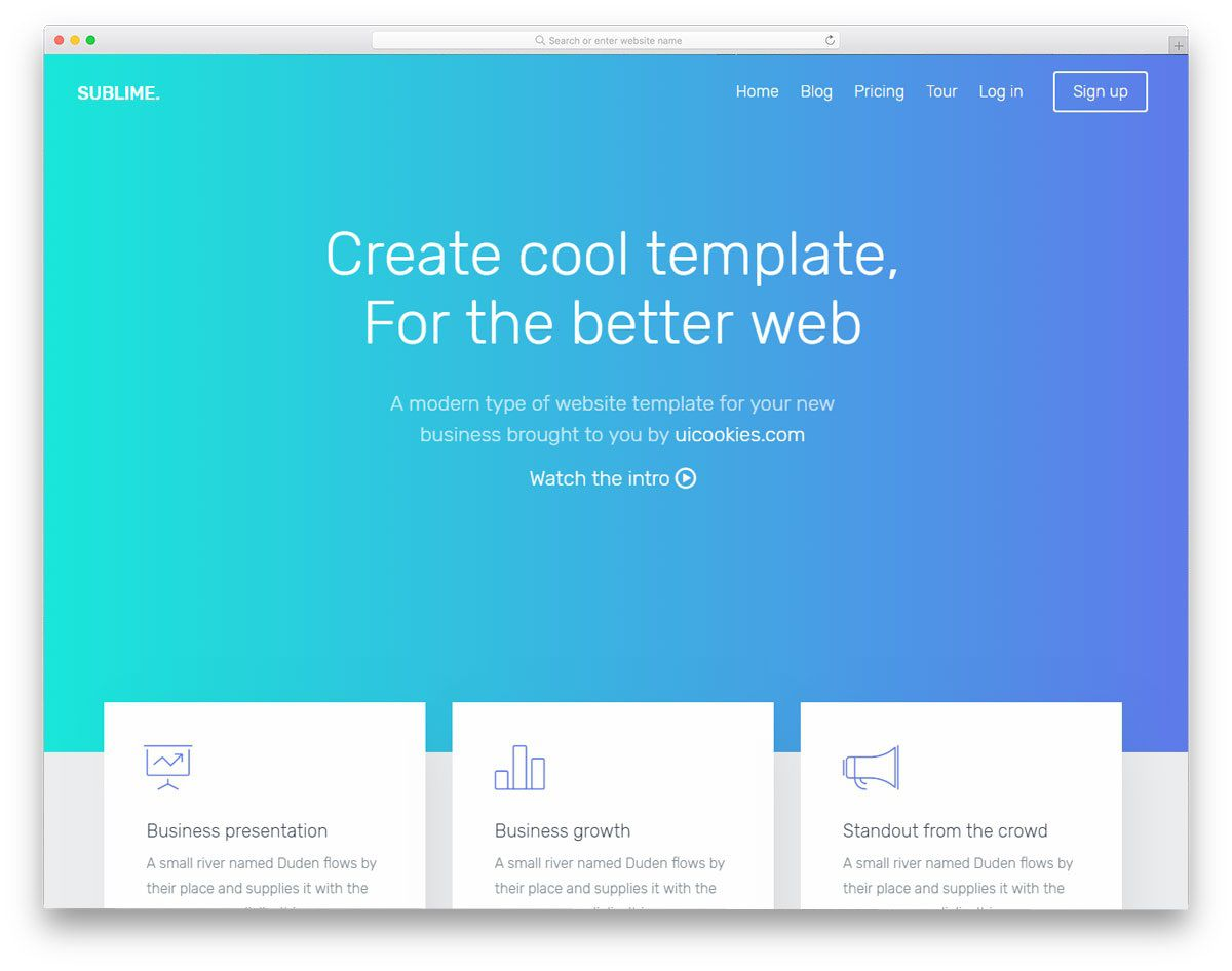 009 Marvelou Free Landing Page Template Bootstrap Photo  3 Html5 2019Full