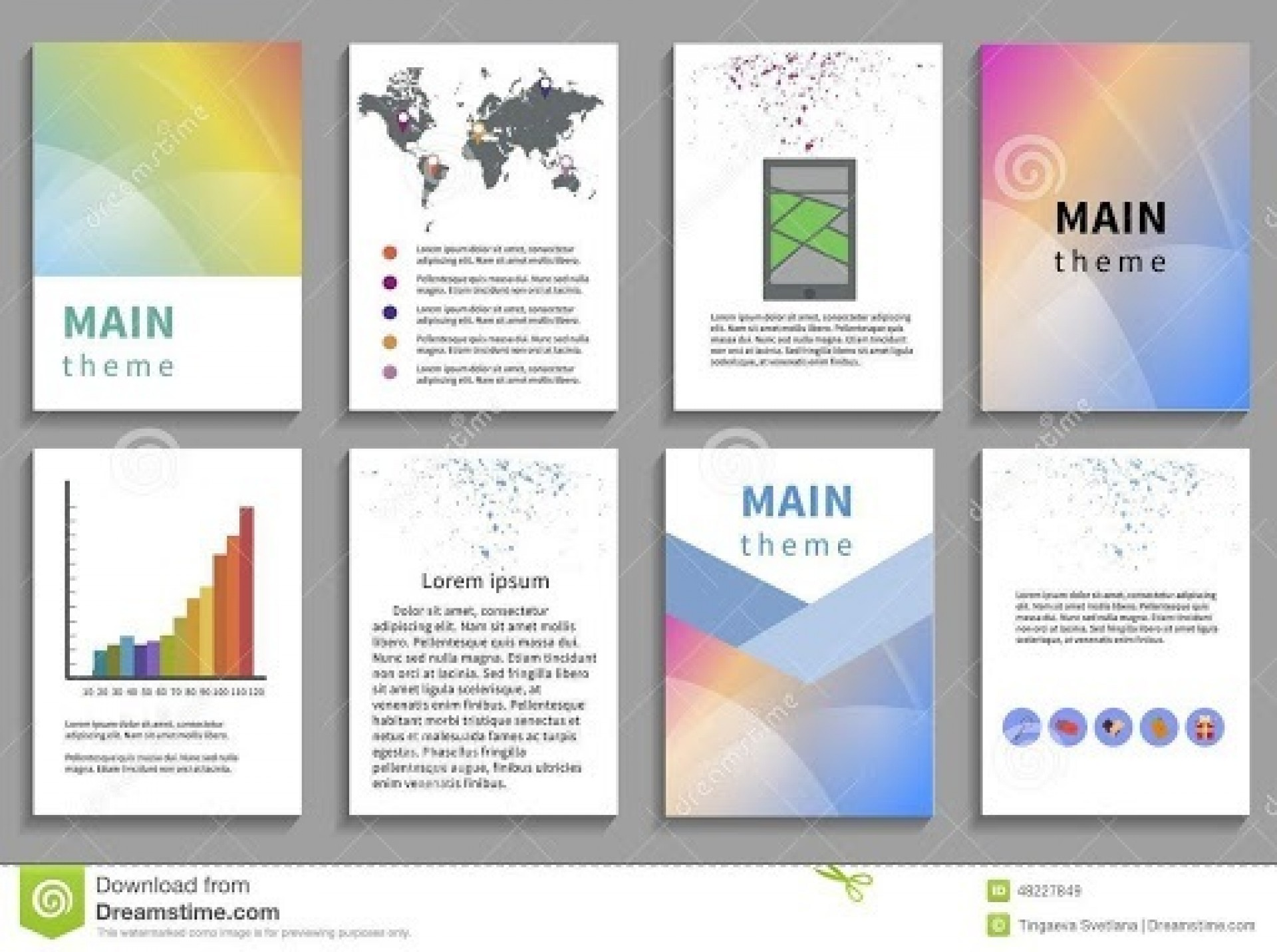 009 Marvelou Free Online Brochure Template High Resolution  Templates Download Microsoft Word Real Estate1920