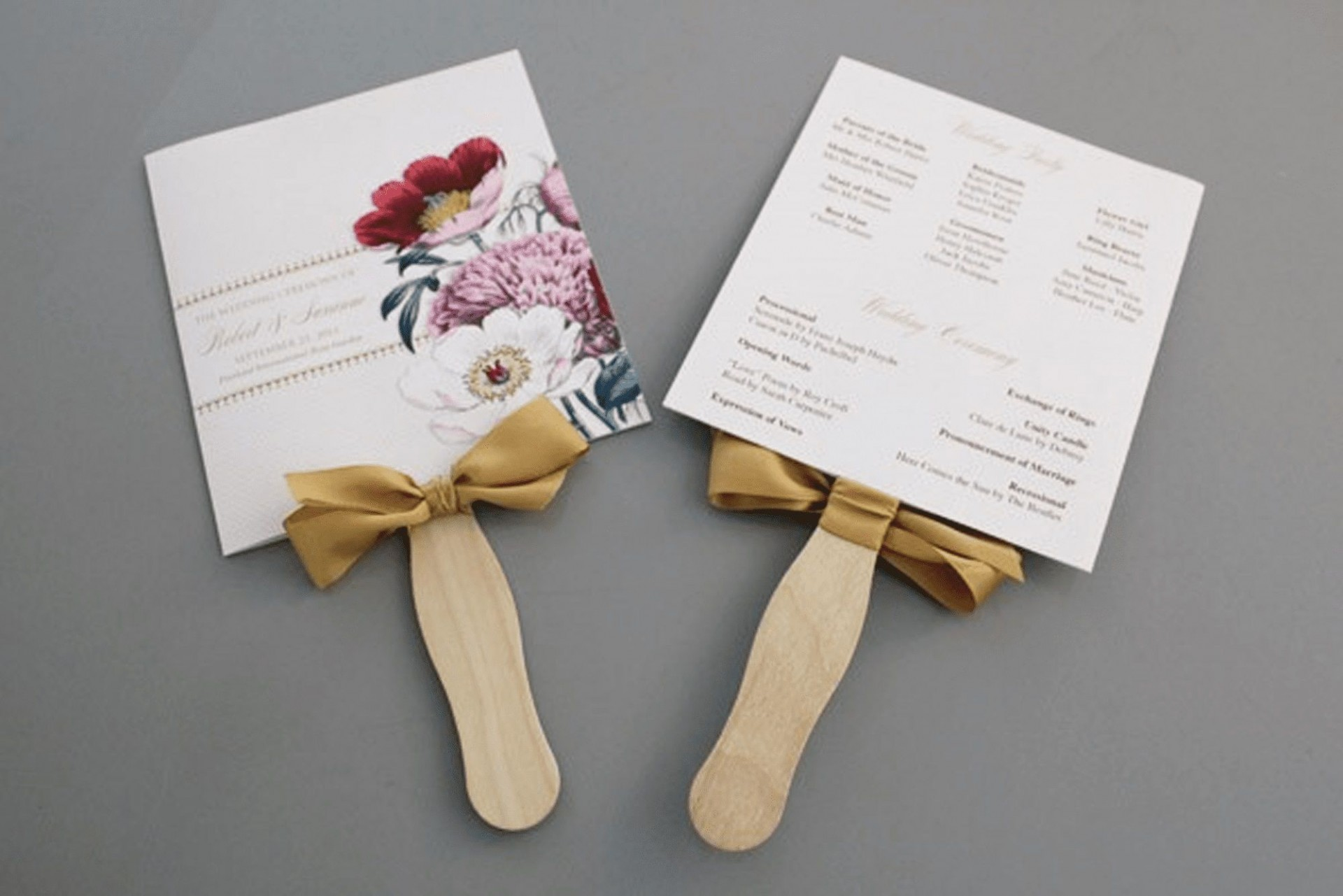 009 Marvelou Free Wedding Program Fan Template High Def  Templates Printable Paddle Word1920
