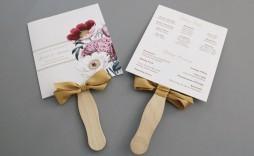 009 Marvelou Free Wedding Program Fan Template High Def  Templates Printable Paddle Word