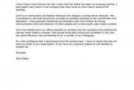 009 Marvelou Professional Reference Letter Template Design  Nursing Free Character