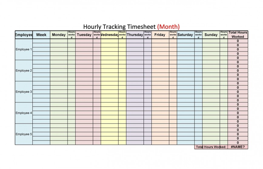 009 Outstanding Free Hourly Schedule Template Word Picture 868