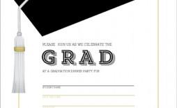 009 Outstanding Free Printable Graduation Invitation Template Example  Templates Kindergarten Preschool Party For Word