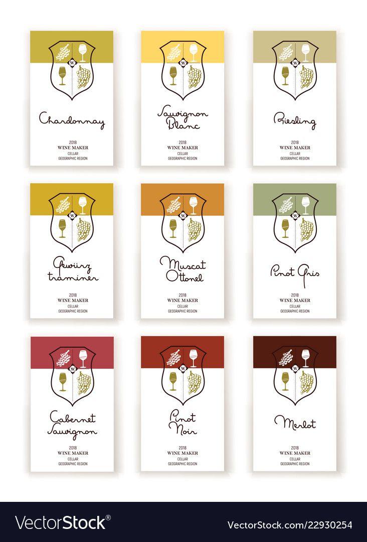 009 Outstanding Free Wine Label Template Image  Online Custom Downloadable BottleFull