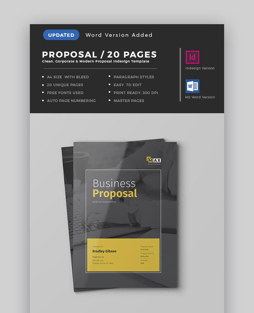 009 Outstanding Microsoft Word Busines Proposal Template Idea  Letter Free DownloadFull