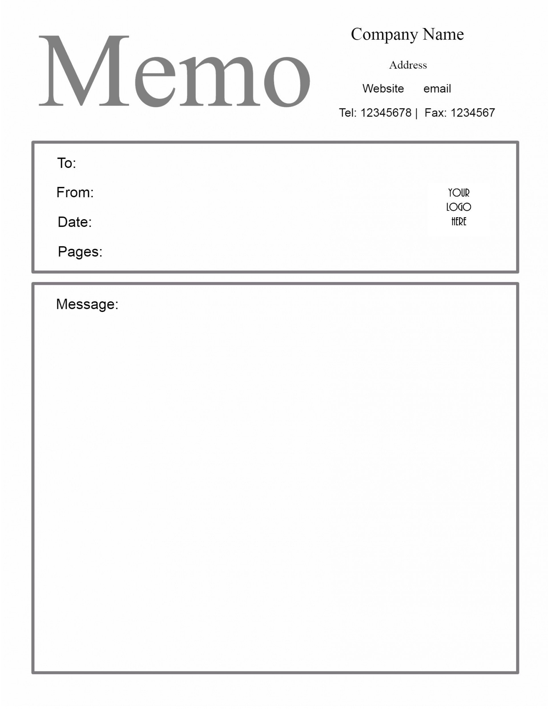 009 Outstanding Microsoft Word Memo Template High Definition  Professional 2010 Free Legal1920