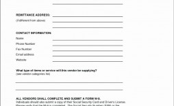 009 Outstanding New User Setup Form Template Sample  Customer Word Account Vendor Excel
