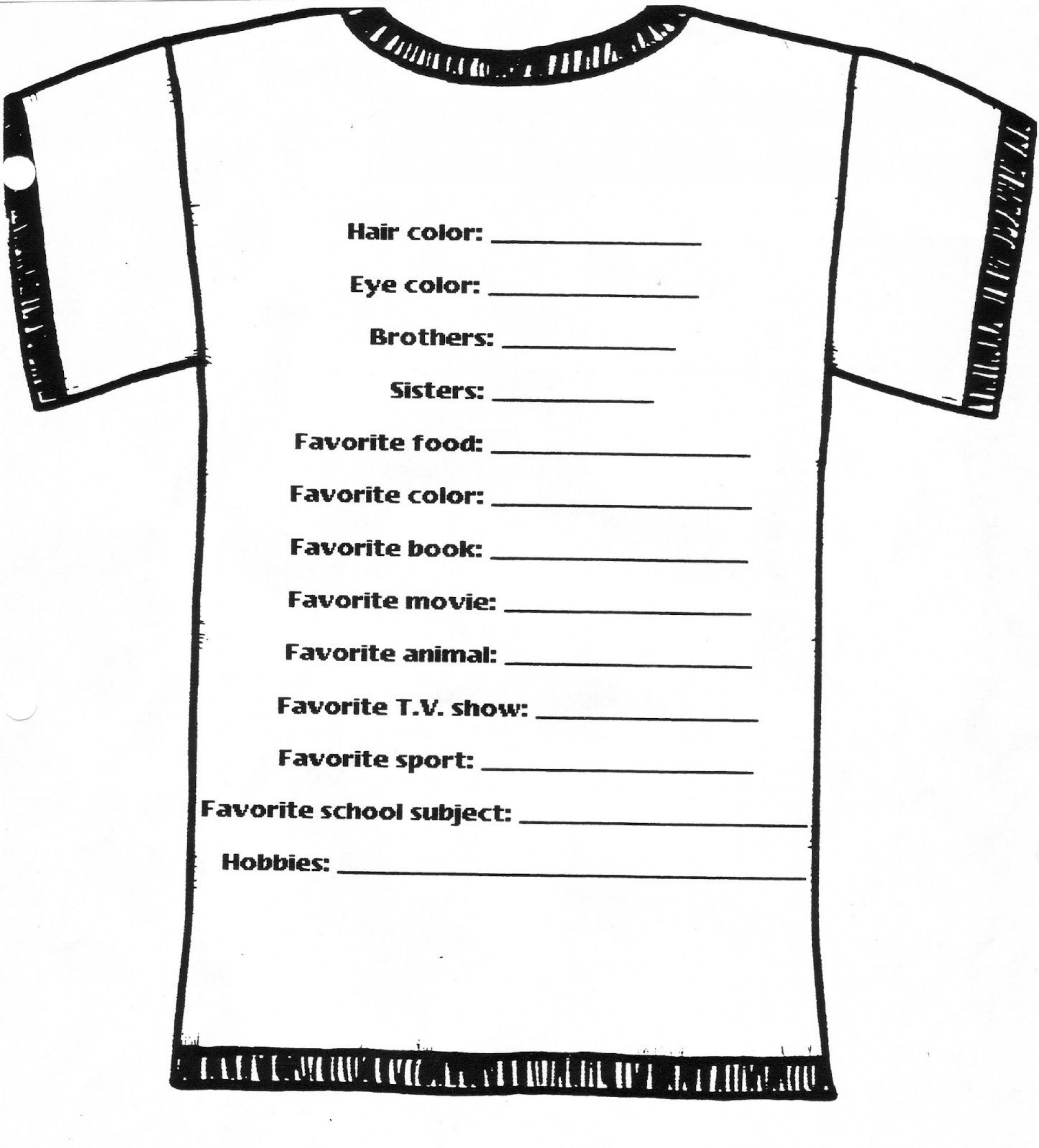 009 Outstanding Shirt Order Form Template Highest Clarity  Templates T Microsoft Word Excel Download Tee1920