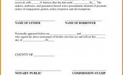 009 Outstanding Simple Promissory Note Template Image  Form Sample Format Of In India