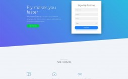 009 Outstanding Single Page Web Template Sample  Templates One Website Free Download Html5 Bootstrap