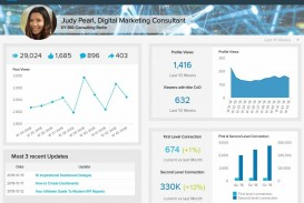009 Outstanding Social Media Report Template Idea  Powerpoint Free Download