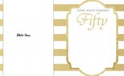 009 Phenomenal 50th Wedding Anniversary Invitation Template Free Download High Def  Golden