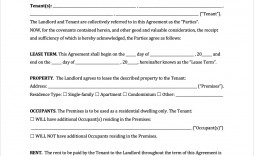 009 Phenomenal Free Rental Agreement Template Word High Resolution  Room Doc Form Microsoft House Format
