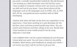 009 Phenomenal Freelance Web Developer Proposal Template Highest Clarity