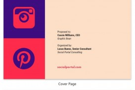 009 Phenomenal Social Media Proposal Template 2019 Highest Quality