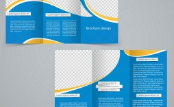 009 Phenomenal Three Fold Brochure Template High Def  3 Psd Free Download Word Photoshop