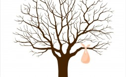 009 Rare Family Tree For Baby Book Template High Def  Printable