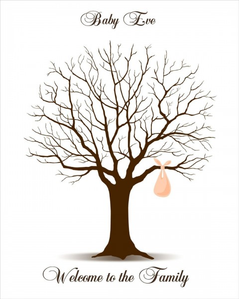 009 Rare Family Tree For Baby Book Template High Def  Printable480