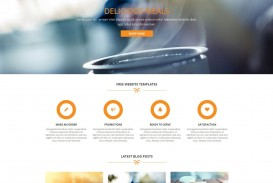 009 Rare Free Responsive Html5 Template High Def  Download For School Bootstrap Website