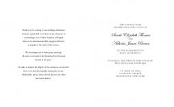 009 Rare Free Wedding Order Of Service Template Word Design  Microsoft