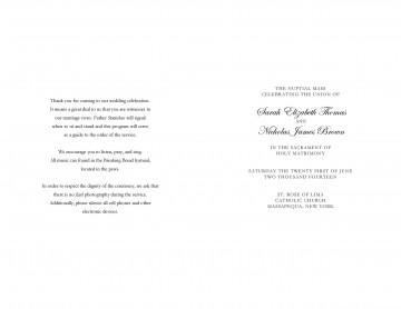 009 Rare Free Wedding Order Of Service Template Word Design  Microsoft360