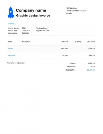 009 Rare Freelance Graphic Design Invoice Example High Resolution  Contract Template Sample360