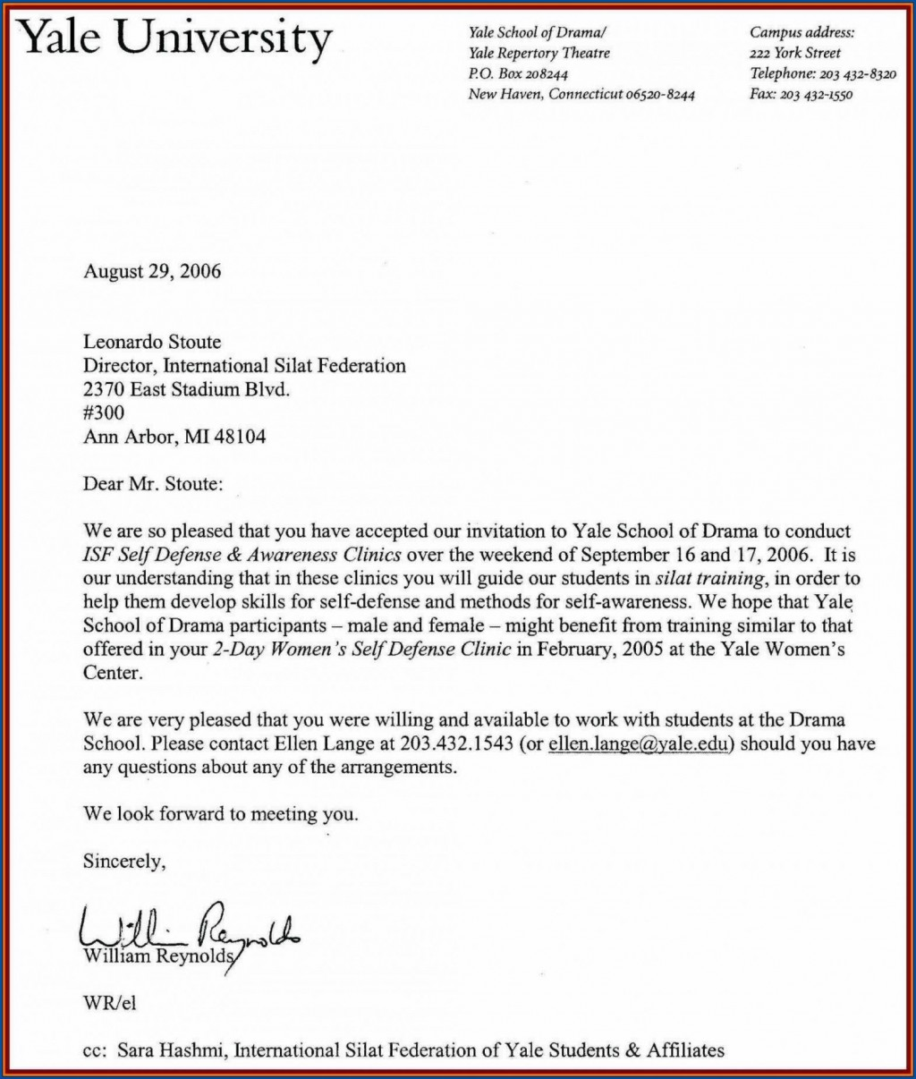 009 Remarkable College Letter Of Recommendation Template High Def  Writing Scholarship From EmployerLarge