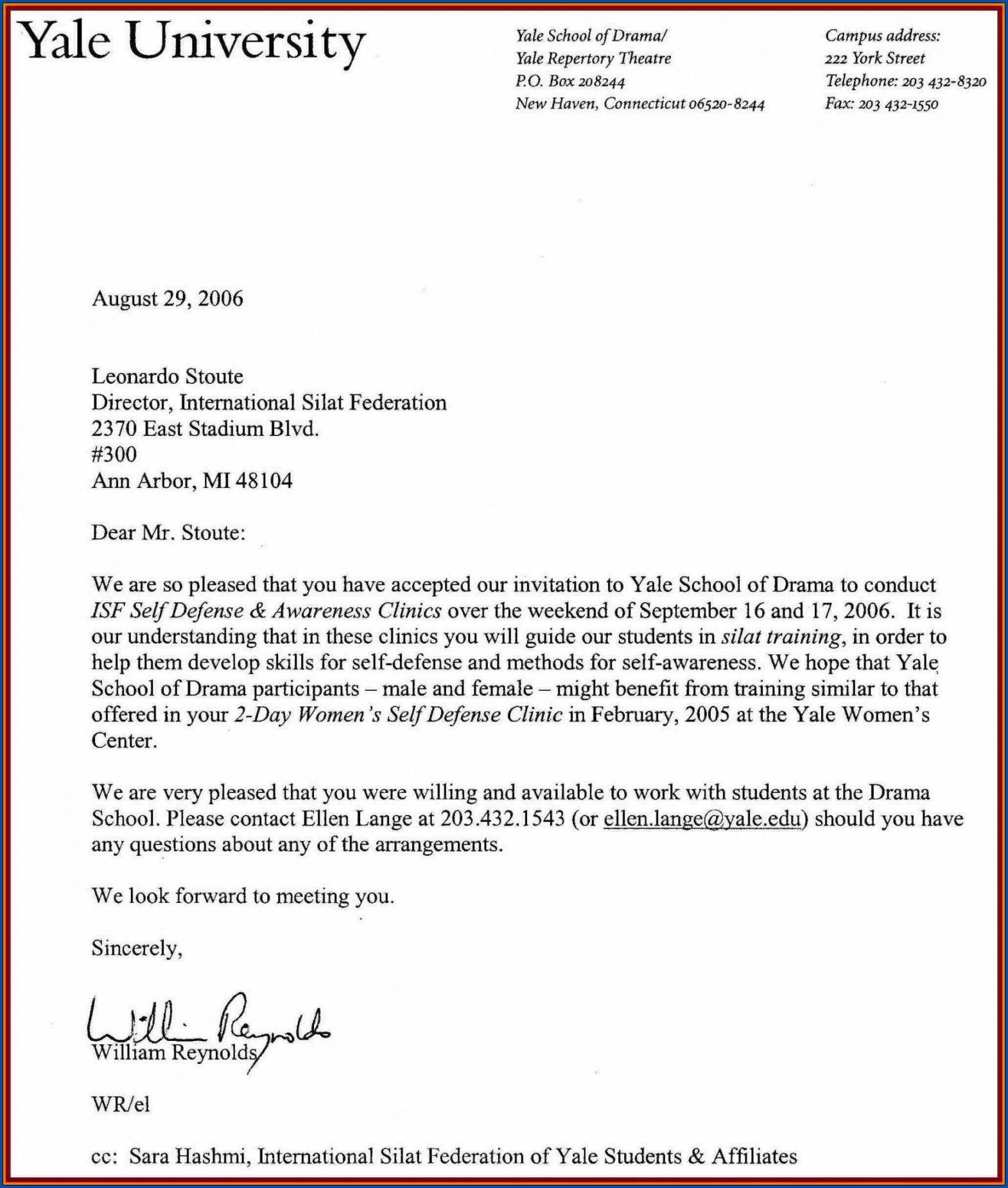 009 Remarkable College Letter Of Recommendation Template High Def  Writing Scholarship From EmployerFull