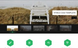 009 Remarkable Download Web Template Html5 Image  Photography Website Free Logistic Busines