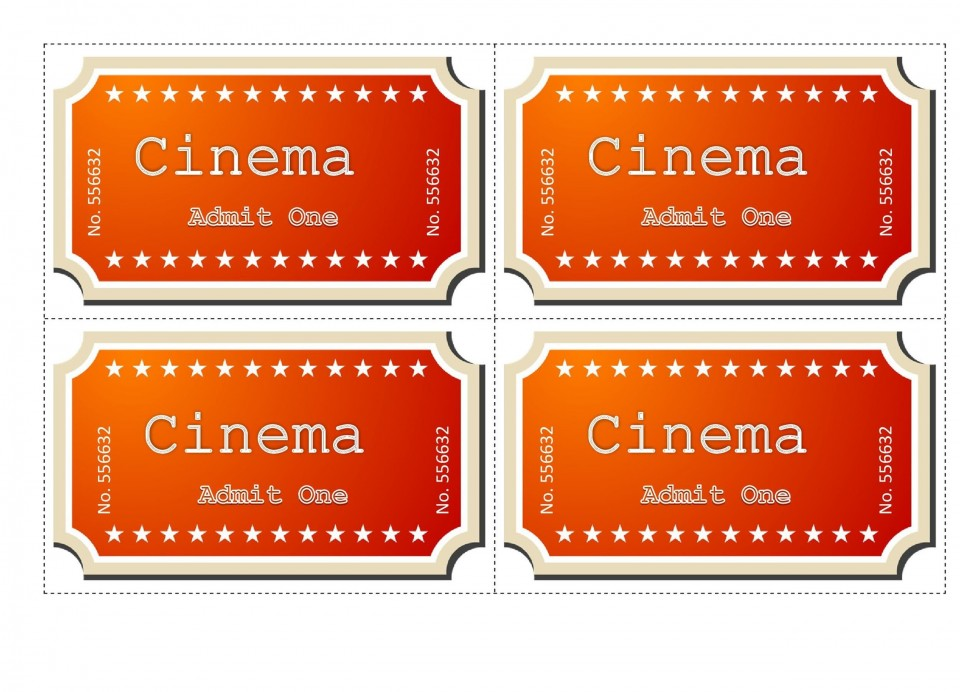 009 Remarkable Editable Ticket Template Free Highest Quality  Concert Word Irctc Format Download Movie960