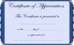 009 Remarkable Free Certificate Template Word Image  Blank For Microsoft Award Border Download