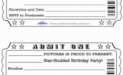 009 Remarkable Free Printable Ticket Template Example  Cruise Raffle Printing