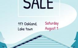 009 Remarkable Garage Sale Sign Template Inspiration  Free Flyer Microsoft Word Yard