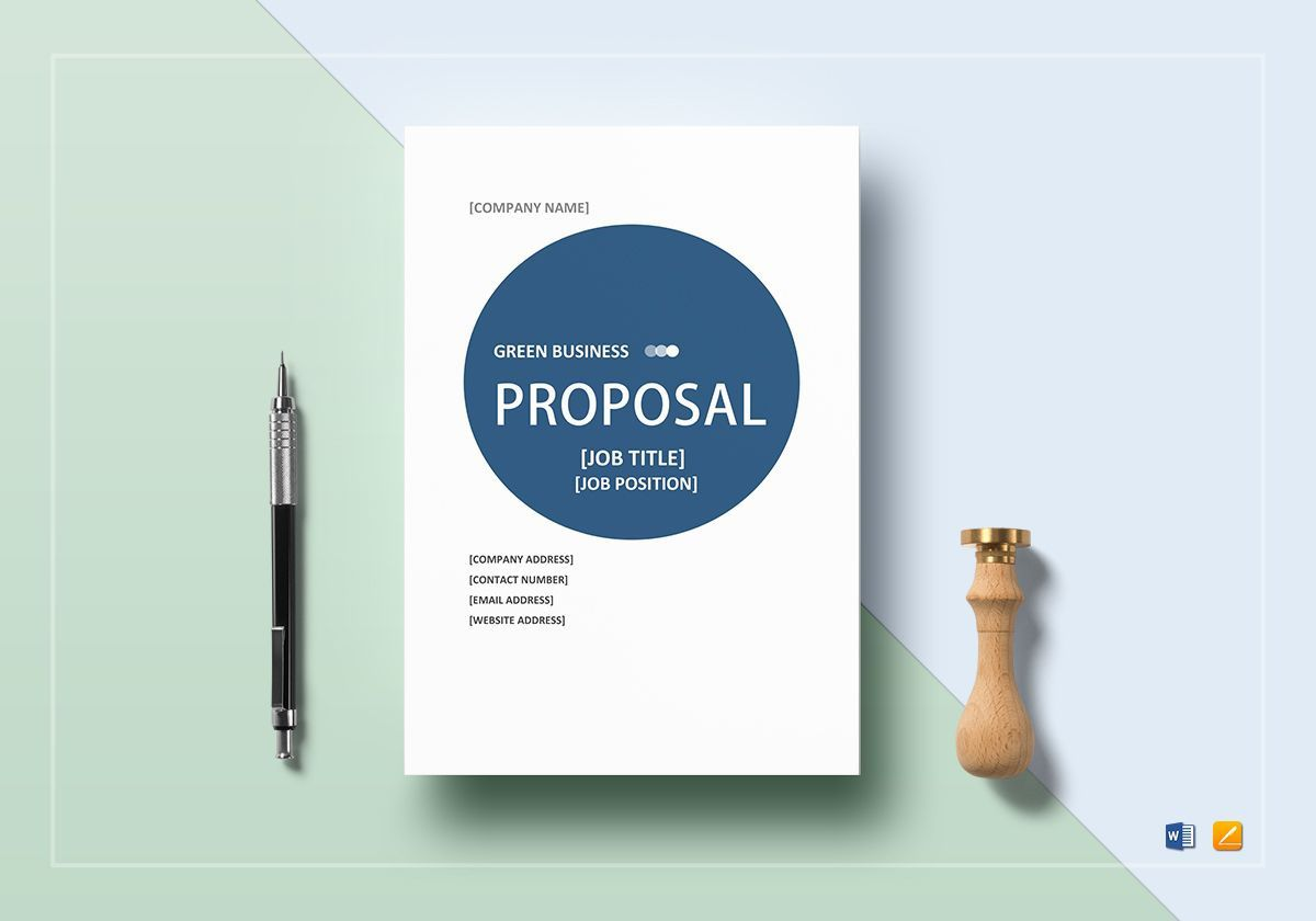 009 Remarkable Graphic Design Proposal Template Word Image Full
