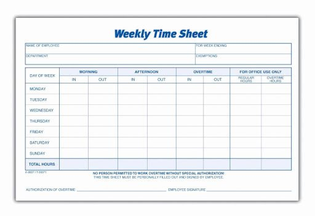 009 Remarkable Multiple Employee Time Card Template Highest Clarity Large