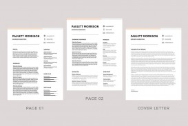 009 Remarkable Professional Resume Template 2018 Free Download High Definition