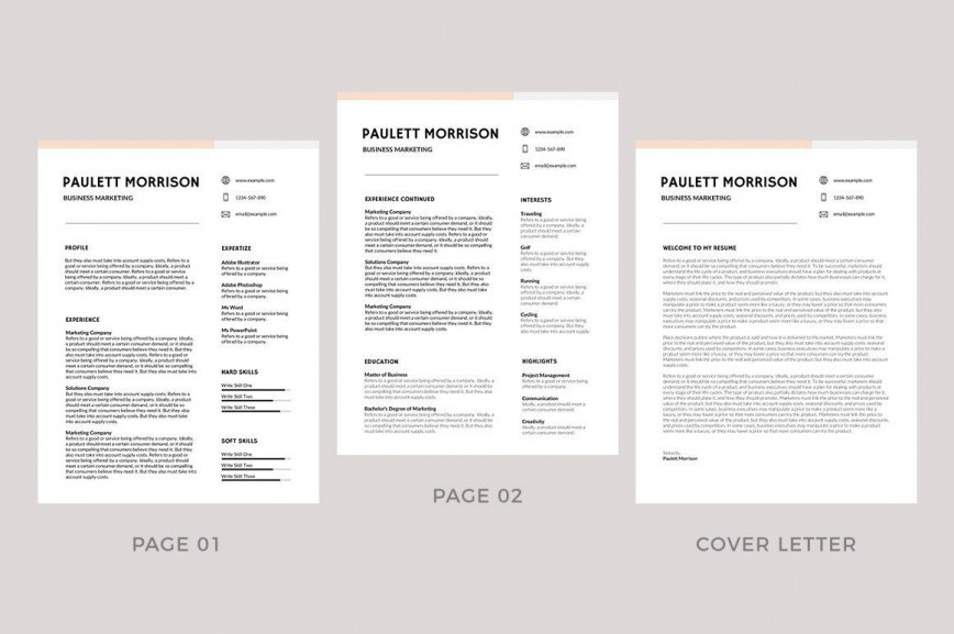 009 Remarkable Professional Resume Template 2018 Free Download High Definition 868