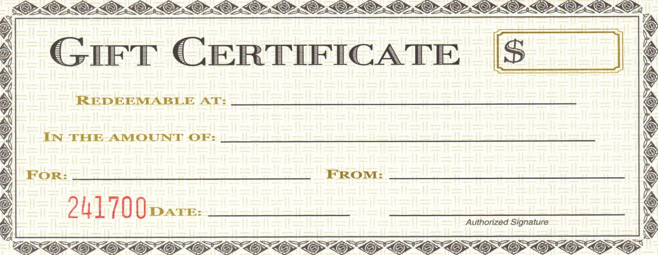009 Remarkable Restaurant Gift Certificate Template Design  Templates Card Word Voucher FreeFull