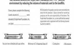 009 Remarkable Tax Donation Form Template Photo  Ir Charitable Receipt Deductible Example