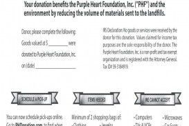 009 Remarkable Tax Donation Form Template Photo  Charitable Sample Letter Ir Receipt For Purpose