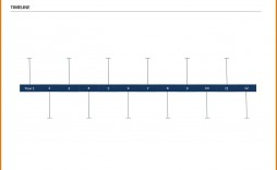 009 Remarkable Timeline Template For Word Inspiration  History Downloadable