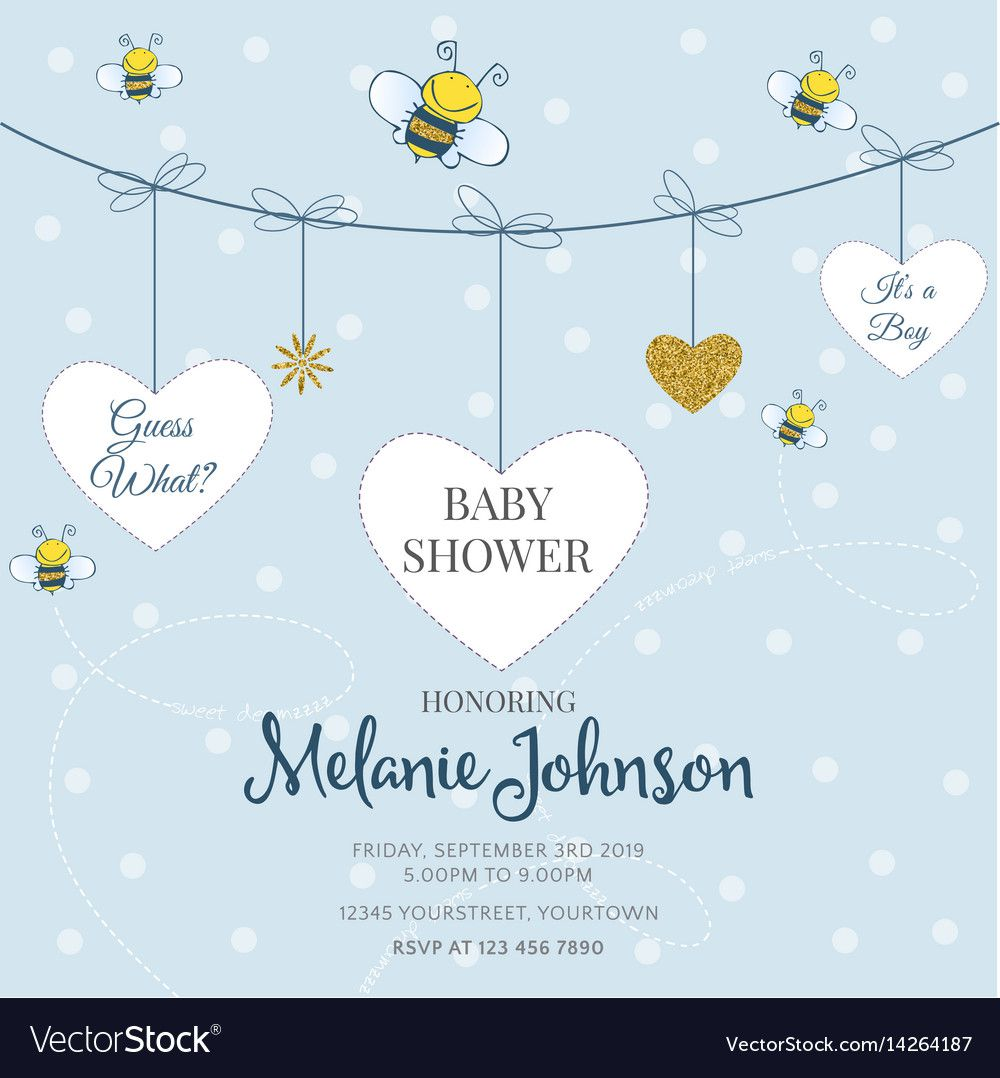 009 Sensational Baby Shower Card Template Idea  Microsoft Word Invitation Design Online Printable FreeFull