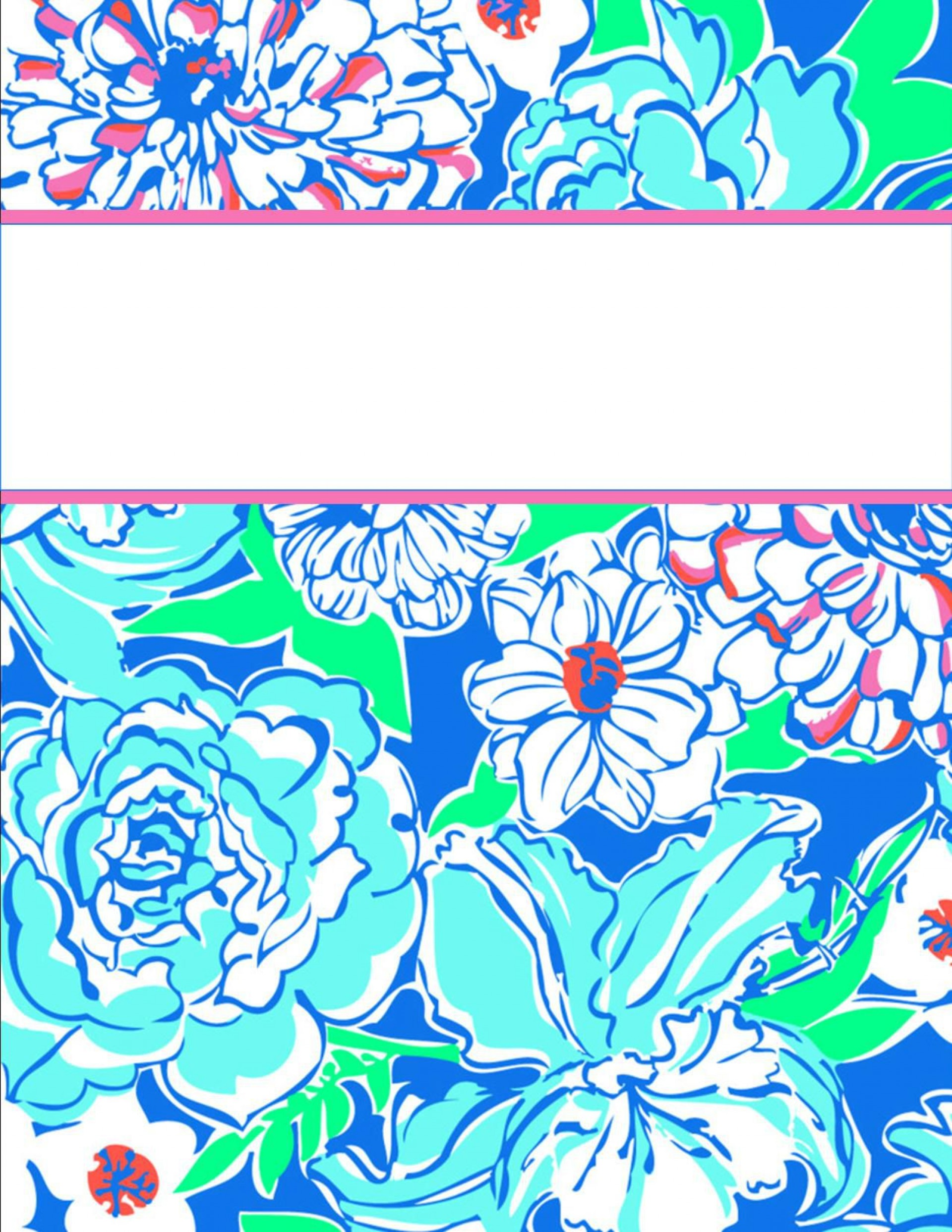 009 Sensational Cute Binder Cover Template Free Printable Highest Quality 1920