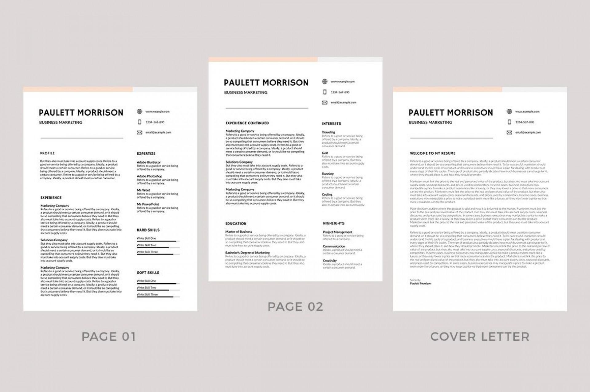 009 Sensational Download Resume Template Free Sample  For Mac Best Creative Professional Microsoft Word1920