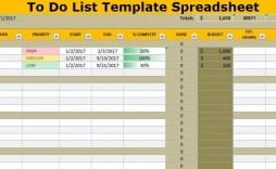 009 Sensational Excel To Do List Template Image  Xlsx Best