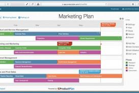 009 Sensational Free Marketing Plan Template Design  Hubspot Download Ppt