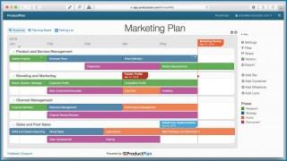 009 Sensational Free Marketing Plan Template Design  Hubspot Download Ppt320