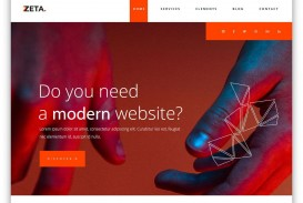 009 Sensational Free Simple Web Page Template Photo  Html One Website Download With Cs