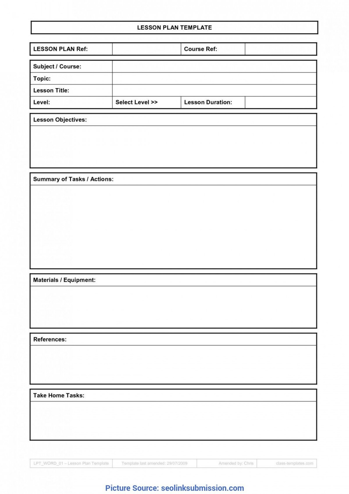 009 Sensational Free Weekly Lesson Plan Template Google Doc Example 1400
