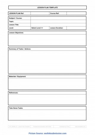 009 Sensational Free Weekly Lesson Plan Template Google Doc Example 320